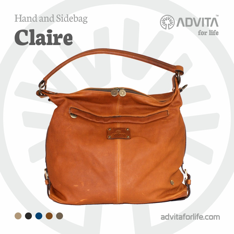 Advita for life, Hand and Sidebag, Claire